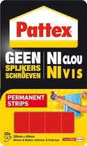 Pattex Permanent Super Montage Strip