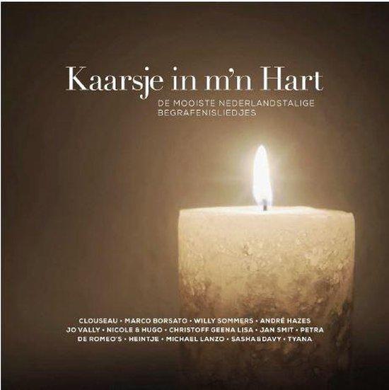 CD cover van Kaarsje In Mijn Hart van Kaarsje In Mijn Hart