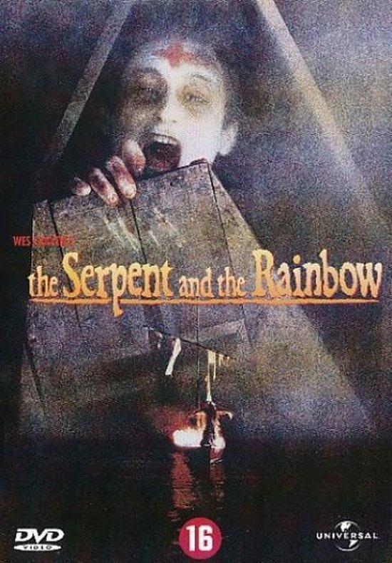 Cover van de film 'Serpent And The Rainbow'