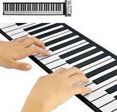 Roll Up Synthesizer keyboard Piano met soft keys