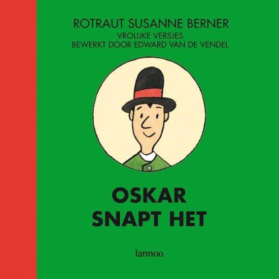 Boek cover Oskar Snapt Het van R.S. Berner (Onbekend)
