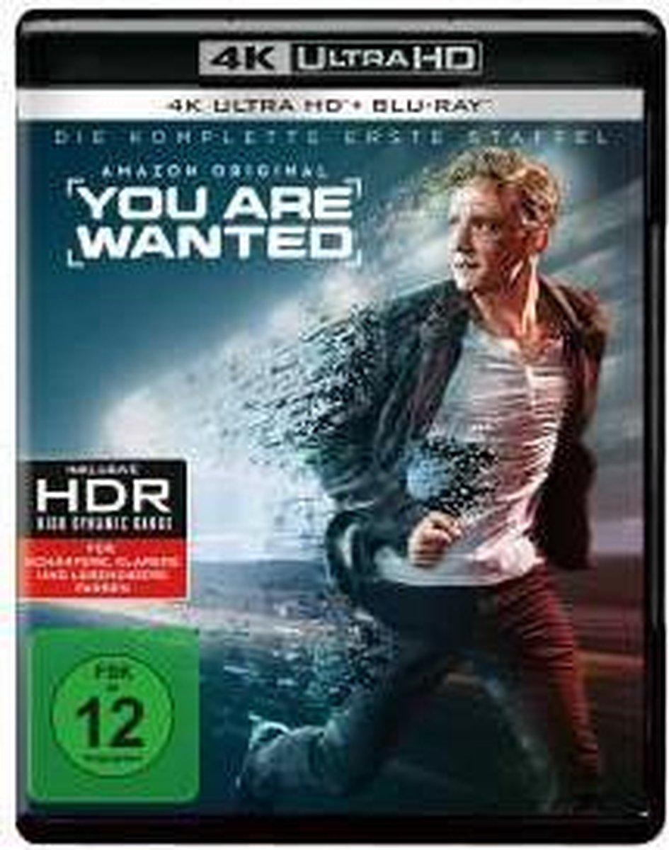 You are wanted Staffel 1 (Ultra HD Blu-ray & Blu-ray)-