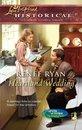 Boek cover Heartland Wedding (Mills & Boon Love Inspired) (After the Storm: The Founding Years, Book 2) van Renee Ryan