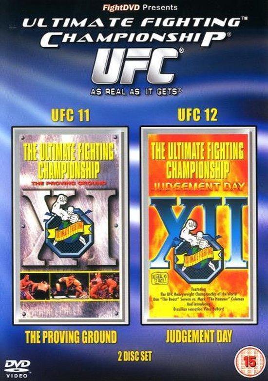 Cover van de film 'Ufc 11 & 12'
