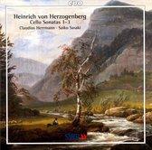 Herzogenberg: Cello Sonatas nos 1-3 / Claudius Herrmann, Saiko Sasaki