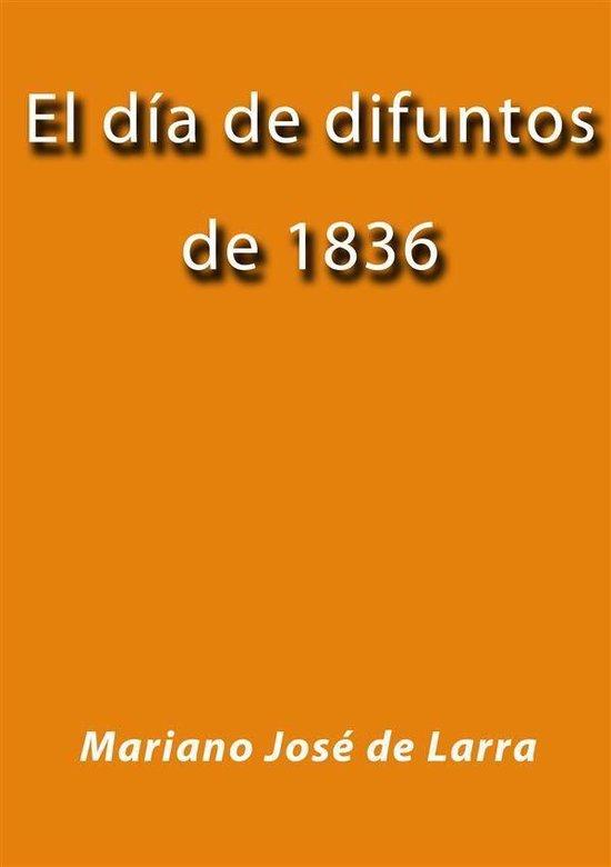 El día de difuntos de 1836
