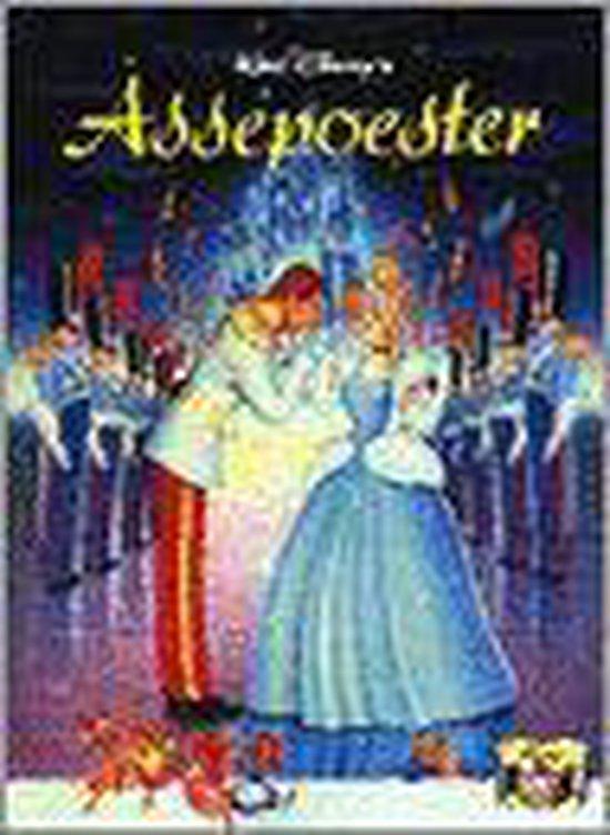 Filmstrip 29 assepoester - Disney |
