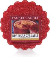 Yankee Candle Wax Melt Rhubarb Crumble (3 stuks)