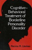 Boek cover Cognitive-Behavioral Treatment of Borderline Personality Disorder van Marsha M. Linehan