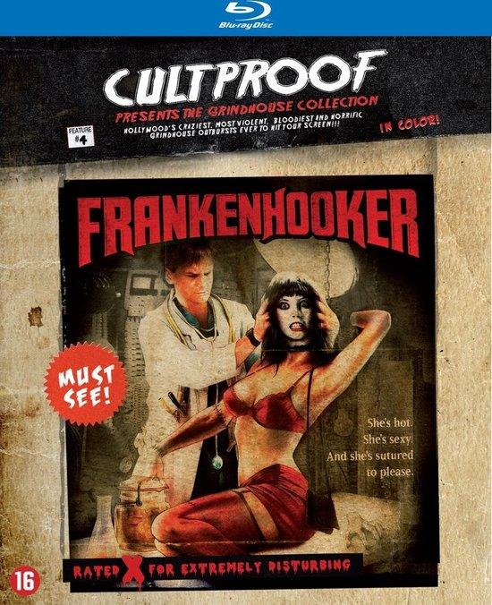 Cover van de film 'Frankenhooker'