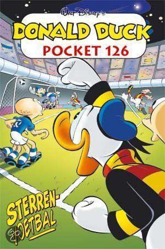 D Duck pock 126 sterrenvoetbal - Walt Disney Studio's |