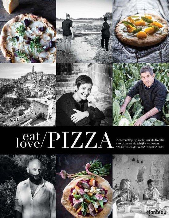 Afbeelding van Eat, love & pizza
