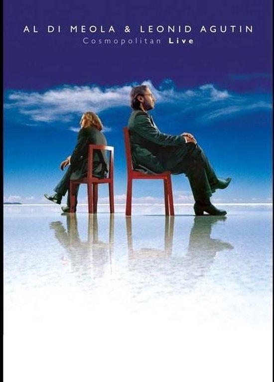 Cover van de film 'Al Di Meola & Leonid Agutin - Cosmopolitan Live'