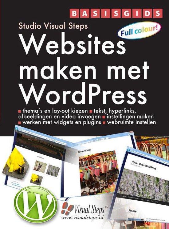 Basisgids websites maken met WordPress - Studio Visual Steps | Fthsonline.com
