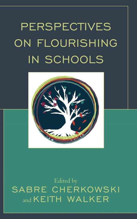 Boek cover Perspectives on Flourishing in Schools van Peter Bates (Onbekend)