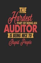 Omslag The Hardest Part Of Being An Auditor Is Being Nice To Stupid People