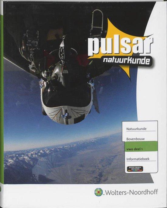 1 vwo bovenbouw Pulsar natuurkunde - L. te Brinke |