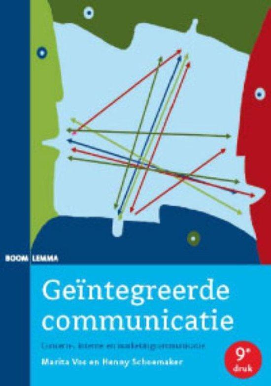 Geintegreerde communicatie