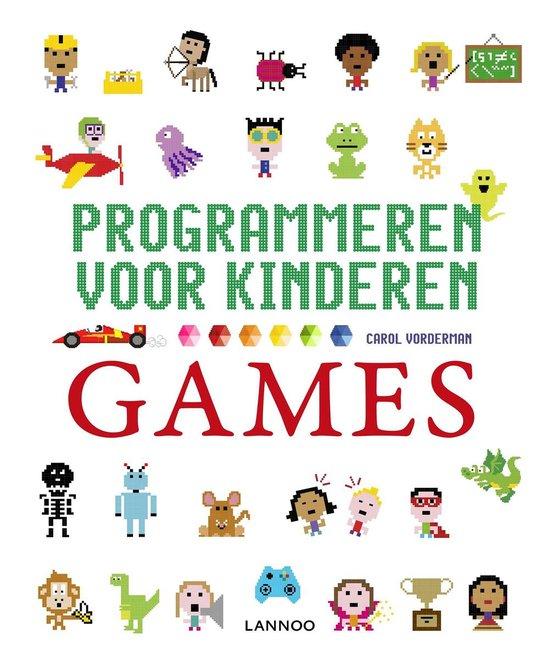 Programmeren voor kinderen  -   Games programmeren