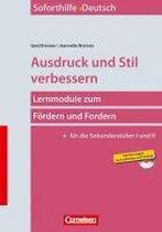 Soforthilfe Deutsch: Ausdruck und Stil verbessern