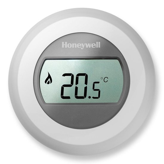 Honeywell Round Aan/Uit Kamerthermostaat - Honeywell