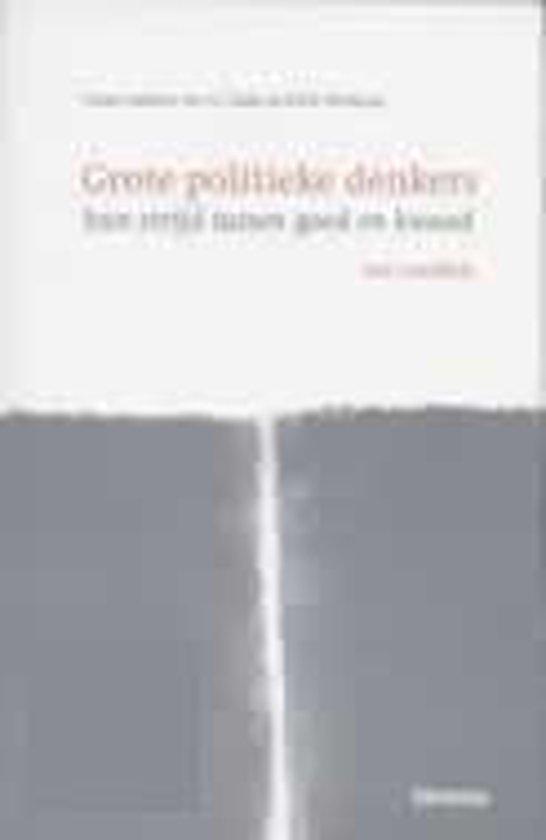 Grote Politieke Denkers