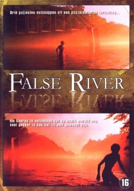 Cover van de film 'False River'