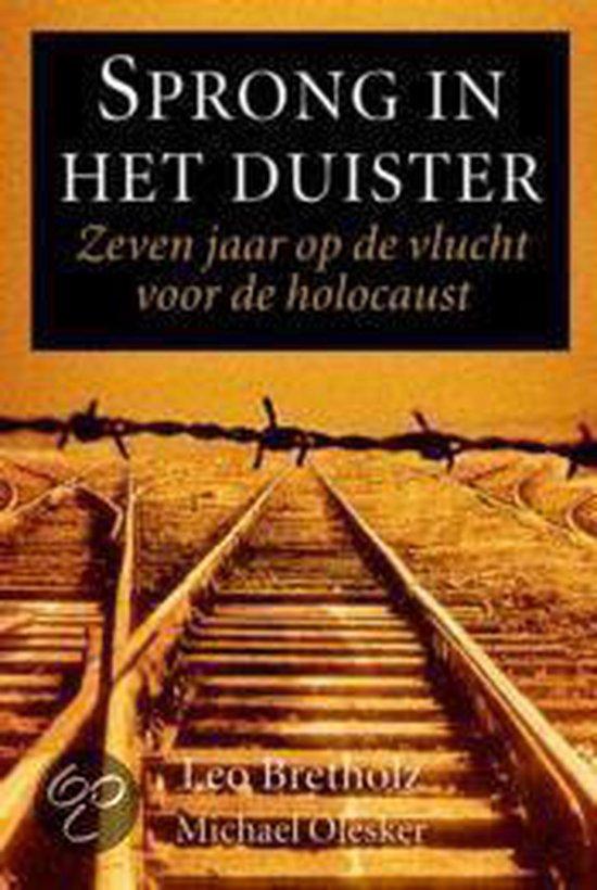 Sprong In Het Duister - Leo Bretholz  