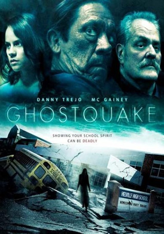 Cover van de film 'Ghostquake'