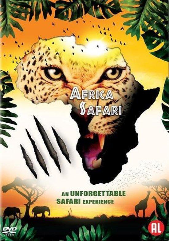 Cover van de film 'Africa Safari'