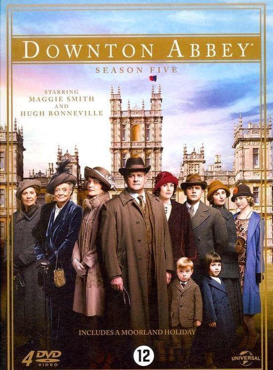 Downton Abbey - Seizoen 5 - Tv Series