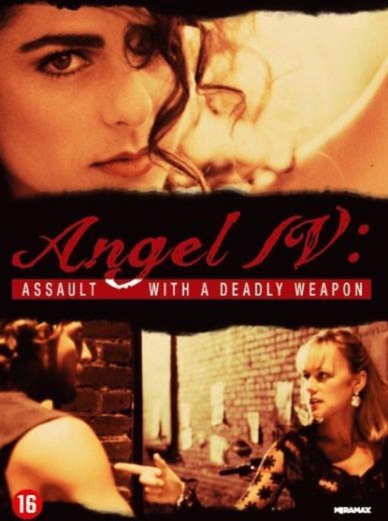 Cover van de film 'Angel Iv'