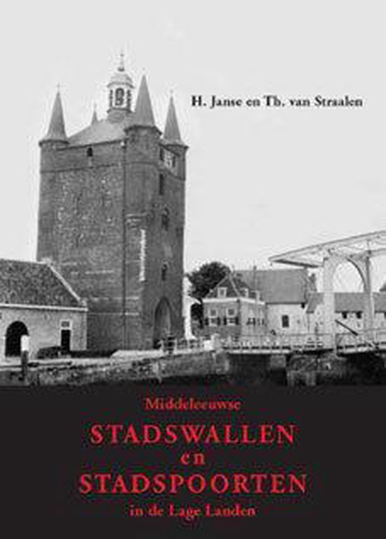 Middeleeuwse stadswallen en stadspoorten in de lage landen