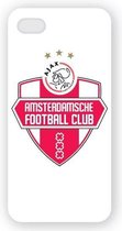 Iphone 5 cover ajax wit/rood/wit