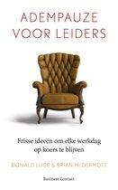 Adempauze voor leiders