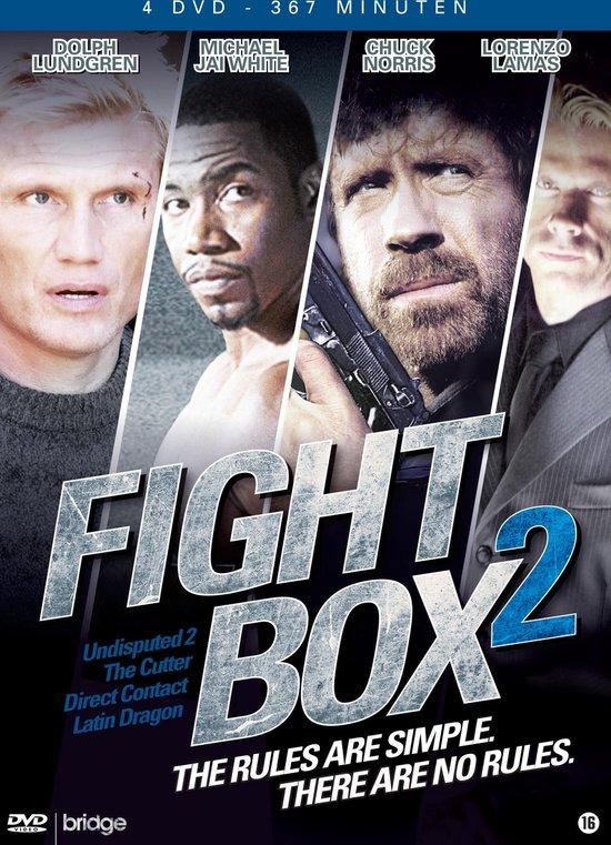 Cover van de film 'Fight Box 2'