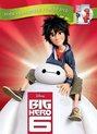 Big Hero 6 (Boek Met Dvd Movie)