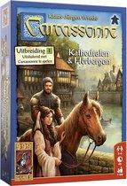 999 games Carcassonne Kathedralen & Herbergen