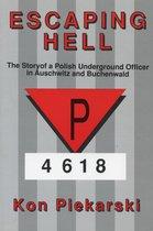 Boek cover Escaping Hell van Kon Pierkarski