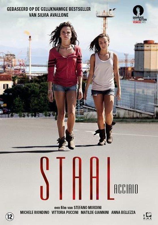 Cover van de film 'Staal'