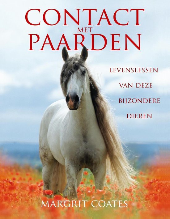 Contact met paarden - Margrit Coates |