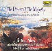 The Power & The Majesty / Shaw, Atlanta SO & Chorus