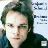 Brahms: Concerto for violin in D; Piano Quartet No. 3