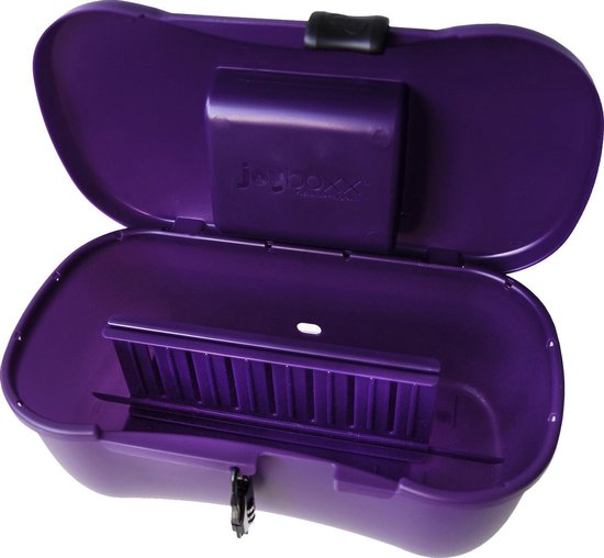 Joyboxx - Hygienisch Opbergsysteem Paars - Vibrator
