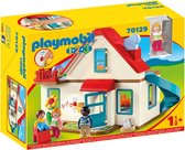 PLAYMOBIL 1.2.3 Woonhuis - 70129 - Multicolor
