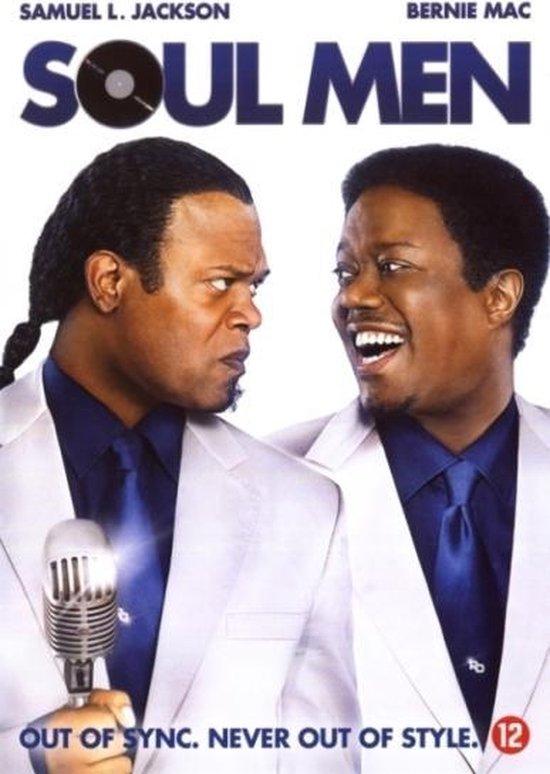 Cover van de film 'Soul Men'