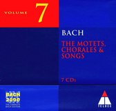 Bach: Motets, Chorales and Songs
