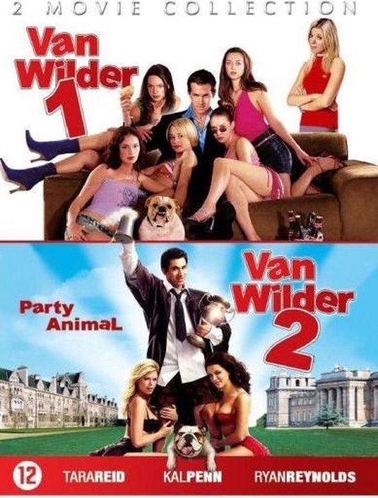 Cover van de film 'Van Wilder 1 & 2'