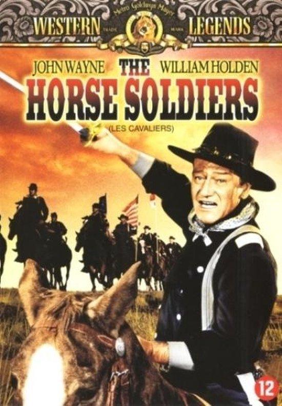 Cover van de film 'Horse Soldiers'