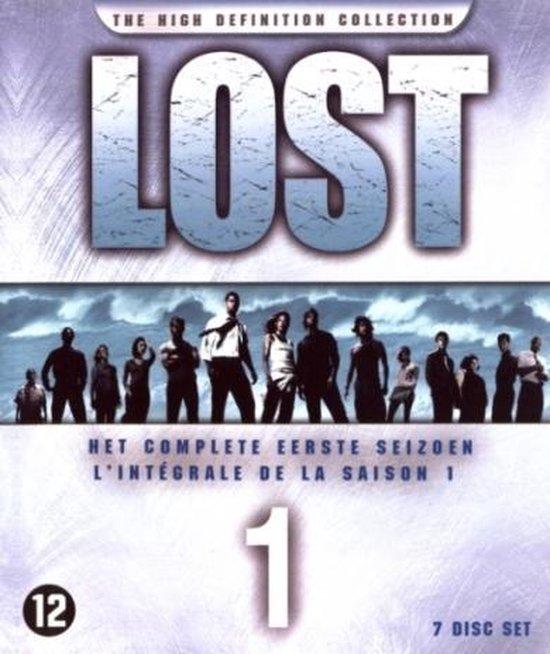 Cover van de film 'Lost'